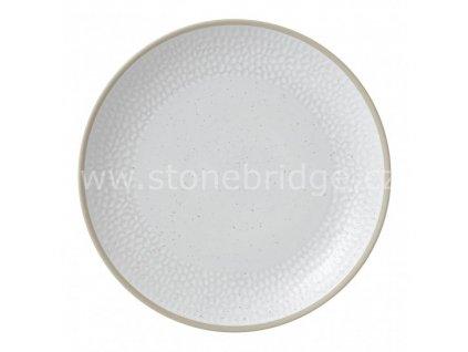 royal doulton maze grill white plate 701587401609 alt1