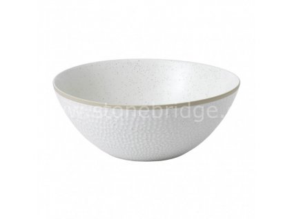 royal doulton maze grill white serving bowl 701587401821 alt1