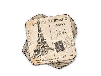 postcard sketches coaster set web 1