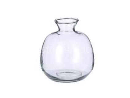 Mica Decorations Gina skleněná váza malá 11cm