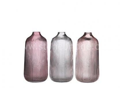 House of Season skleněné vázy - různé barvy a velikosti