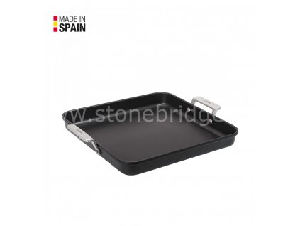 sloped plancha aire induction