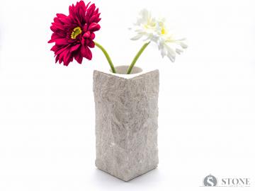 Váza Flora hranatá rustikální – Veselje