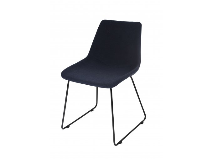 Erin chair metal Jazz Navy 49 Metal Legs RAL 9004 Legs slay (2.1)