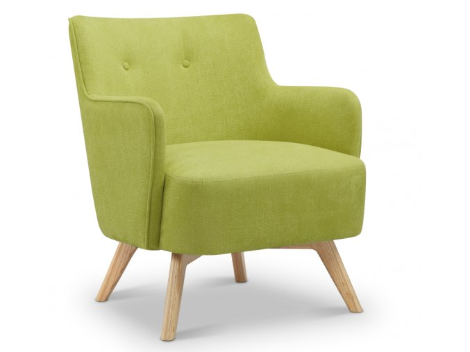 MK 2300Cfabric upholstery, solid ash legs