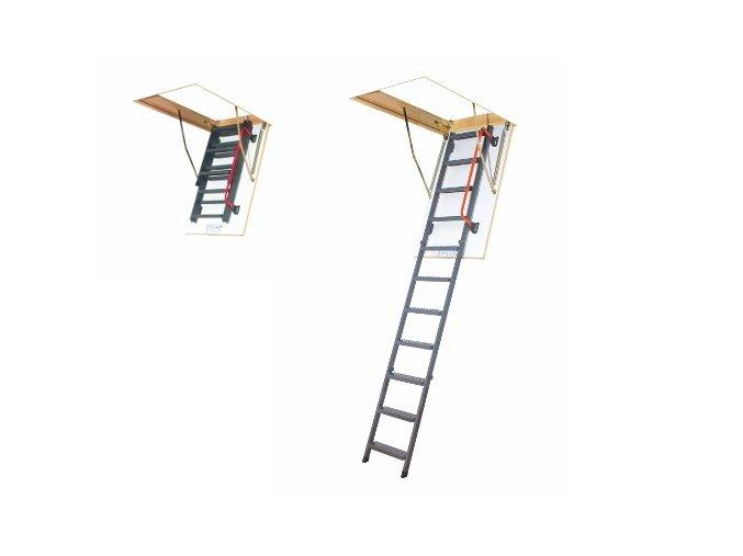 Podkrovné schody LMS