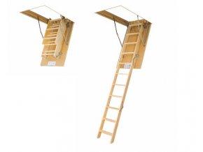 Podkrovné schody LWS