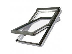 Kyvné strešné okná FAKRO FTU-V U3