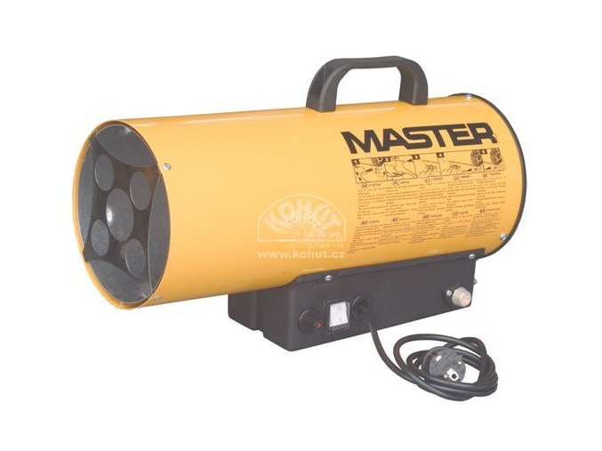 Topidlo Master BLP 17 M