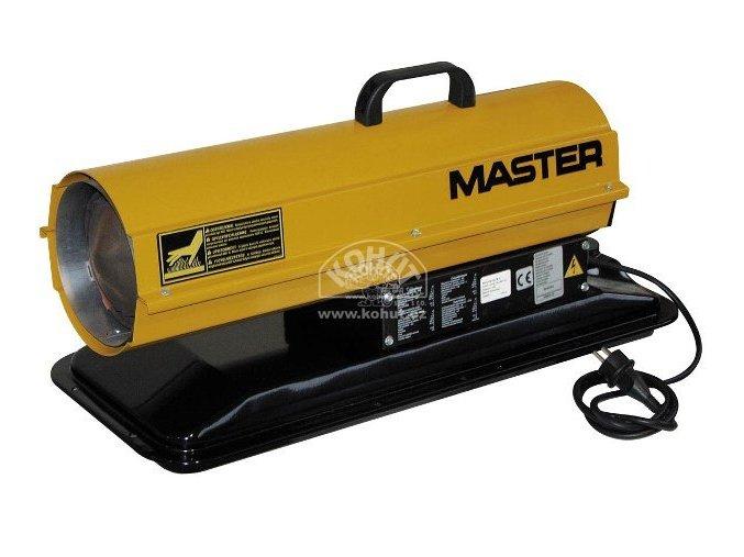 Topidlo Master B 35 CED (DOPRAVA ZDARMA)