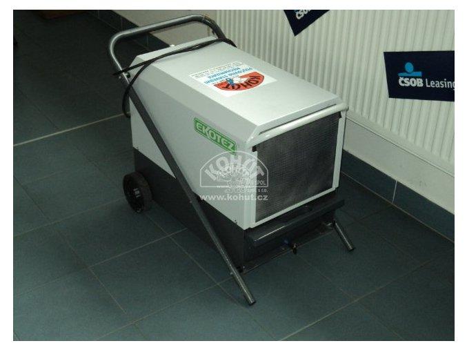 Odvlhčovač vzduchu s topením Ekotez TE 40  (DOPRAVA ZDARMA)
