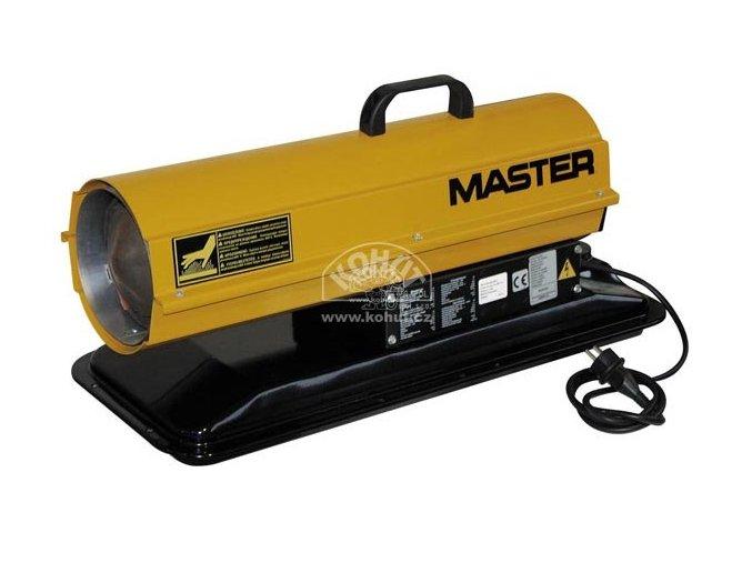 Topidlo Master B 35 CEL (DOPRAVA ZDARMA)