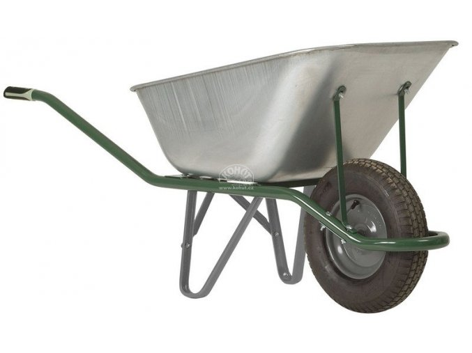Stavební kolečko Haemmerlin Cargo excellium 120 litrů (DOPRAVA ZDARMA)