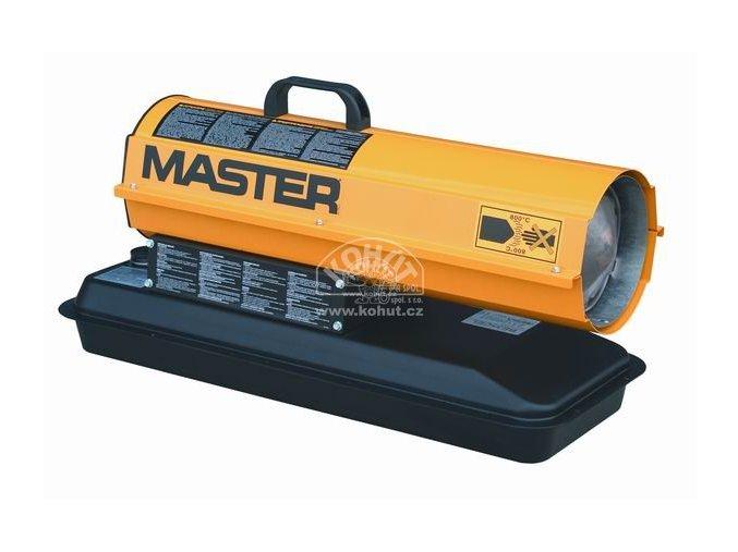 Topidlo Master B 65 CEL (DOPRAVA ZDARMA)