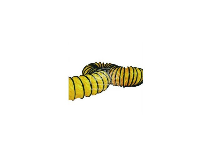 Hadice žlutá pružná 305 mm/7,6 m pro B 18 EPR
