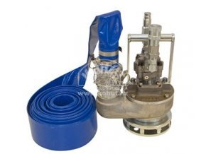 Hydraulické kalové čerpadlo Hycon HWP2 (DOPRAVA ZDARMA)