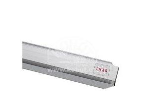 Dutý profil pro vibrační lišty QZ - šíře 2 metry (DOPRAVA ZDARMA)