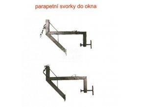 Stavební úchyt pro shozy (okno - parapet) - DOPRAVA ZDARMA