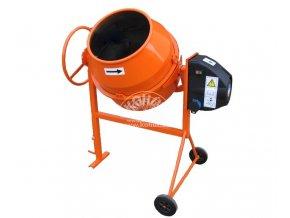 Míchačka BELLE-ALTRAD 165 litrů (230V)  (DOPRAVA ZDARMA)