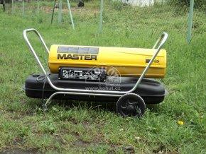 Topidlo Master B 150 CED - použité  (DOPRAVA ZDARMA)