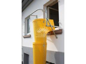 Úchyt shozů do okna Haemmerlin (pro max. 16 shozů)  (DOPRAVA ZDARMA)