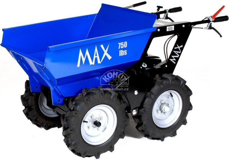 motorové kolečko max truck