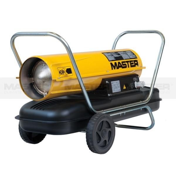 Master B 150 CED Mobilní naftové topidlo