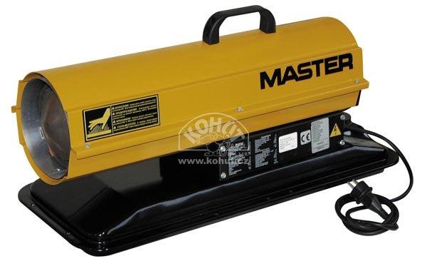 Master B 35 CEL Mobilní naftové topidlo