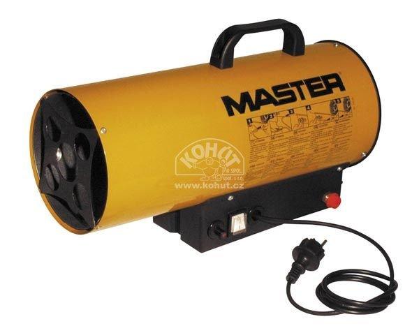 Master BLP 10 M Plynové topidlo