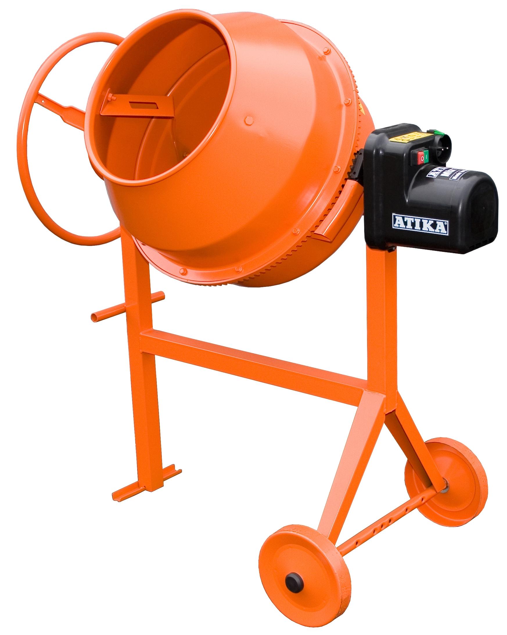 Stavební míchačka Atika MIX 130
