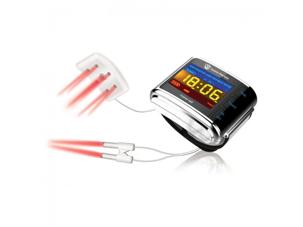 laserovy pristroj red