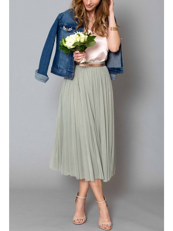 andcompliments online shop moda skirt tylova sukne pro nevestu tyl nevesta svatba svatebni sukne saty pro druzicku sedo zelena seda staroruzova alt rosa midi 3 1800x1800