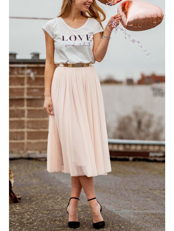 andcompliments online shop moda skirt tylova sukne pro nevestu tyl nevesta svatba svatebni sukne saty pro druzicku peach blush merunkova staroruzova alt rosa midi 1 1800x1800
