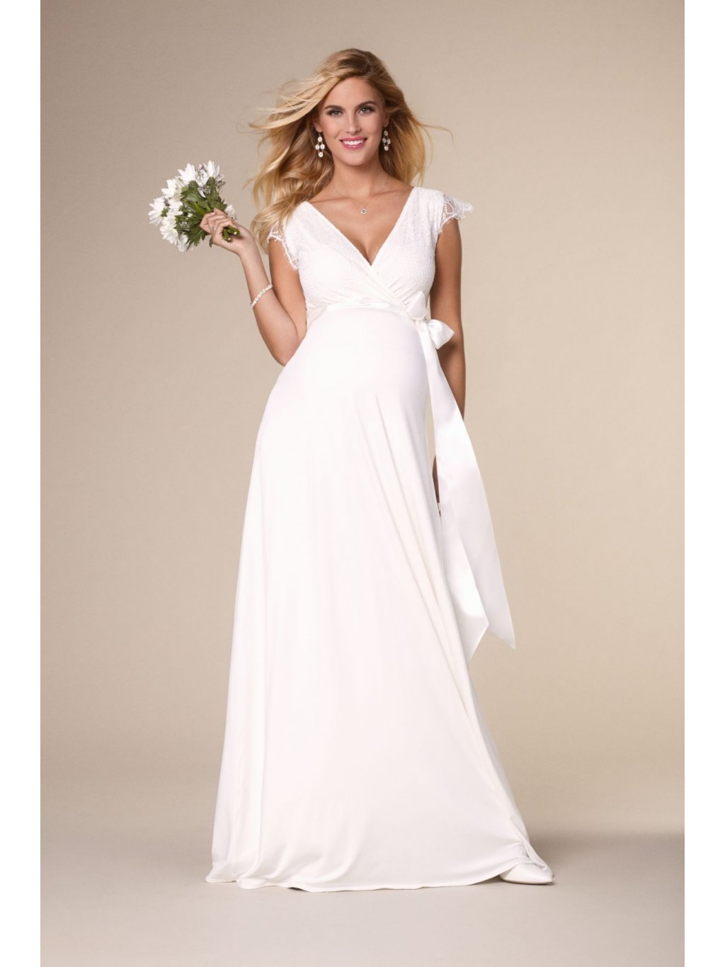 ROSIL S1 Rosa Gown Long Ivory