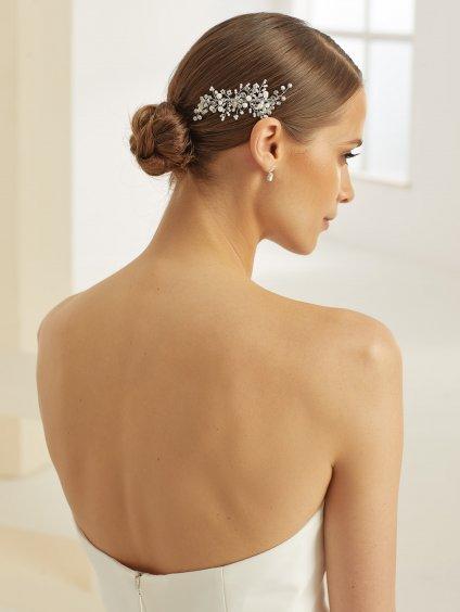 Bianco Evento bridal headpiece 395 (1)