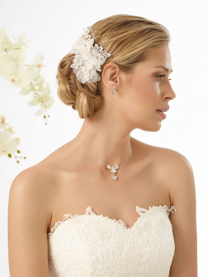 Bianco Evento bridal headpiece 4602 (1)