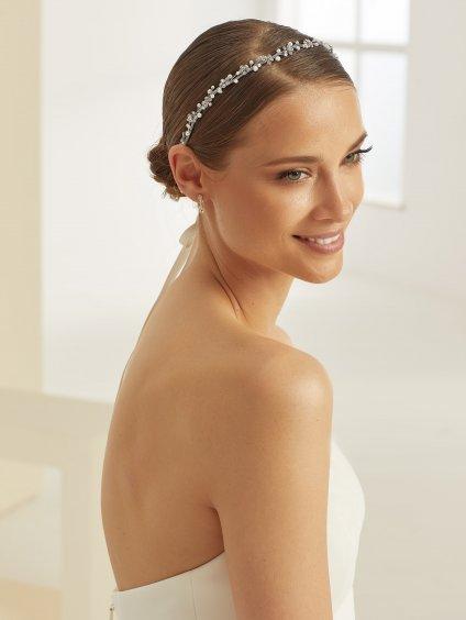 Bianco Evento bridal headpiece 468 (1)