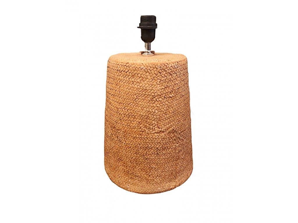 Originální keramická lampa
