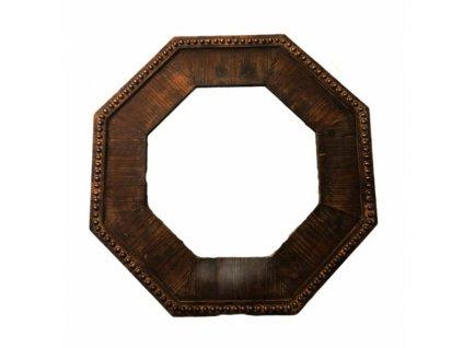 Rustikální nástěnné zrcadlo