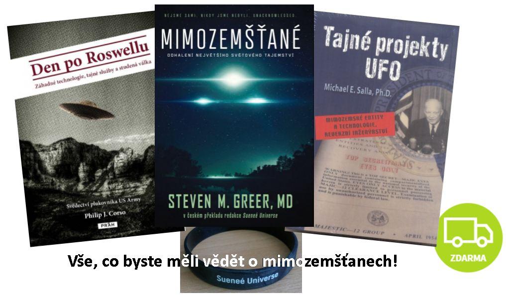 Vše, co byste měli vědět o mimozemšťanech!