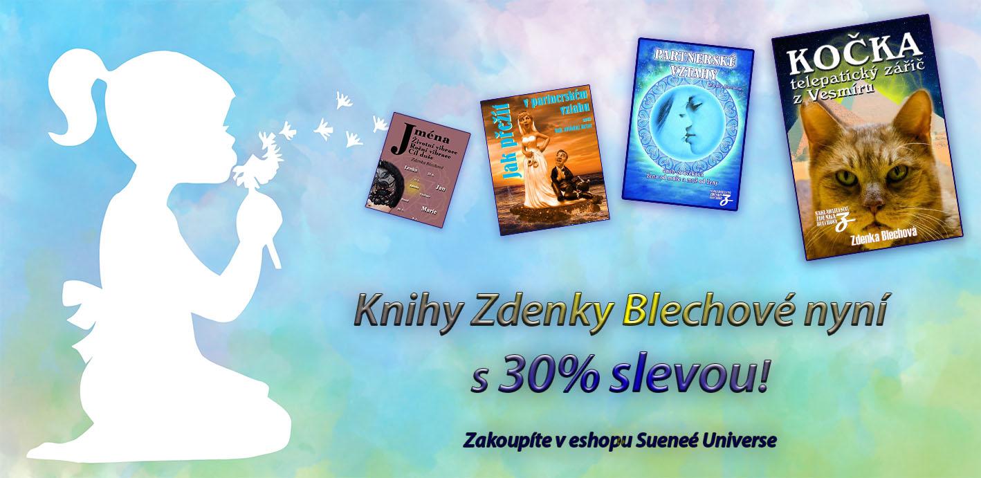 Zdenka Blechová s 30% slevou