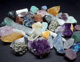 Léčivé minerály