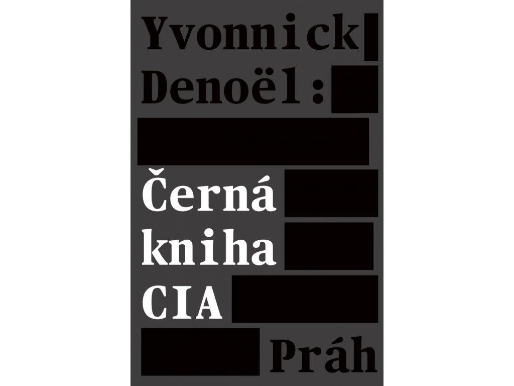 CIA obalka