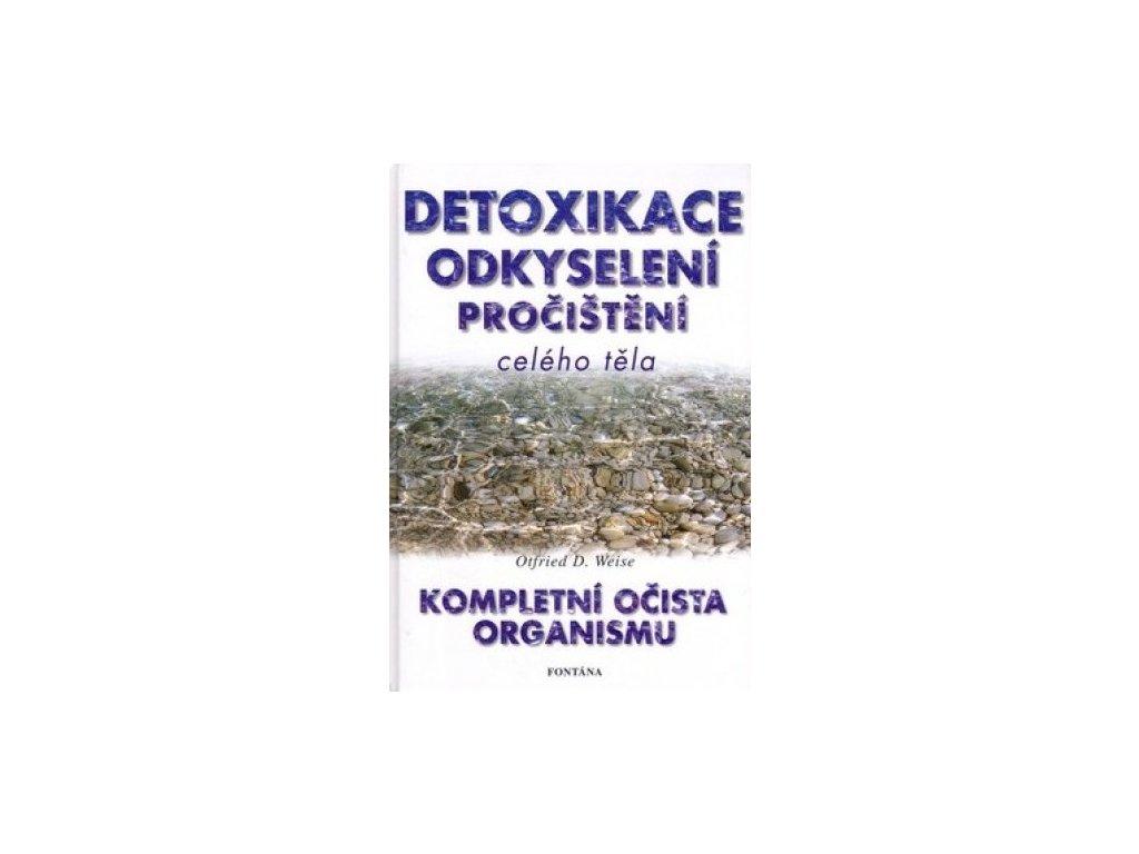 detoxikace odkyseleni a procisteni celeho tela