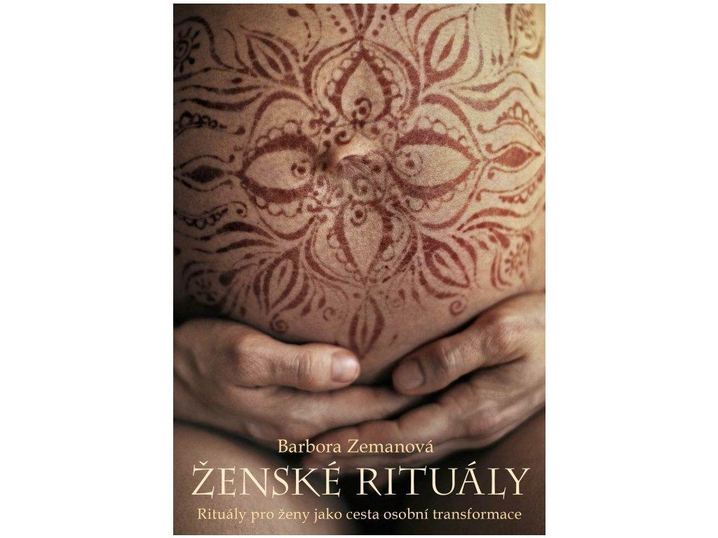 Barbora Zemanová: Ženské rituály