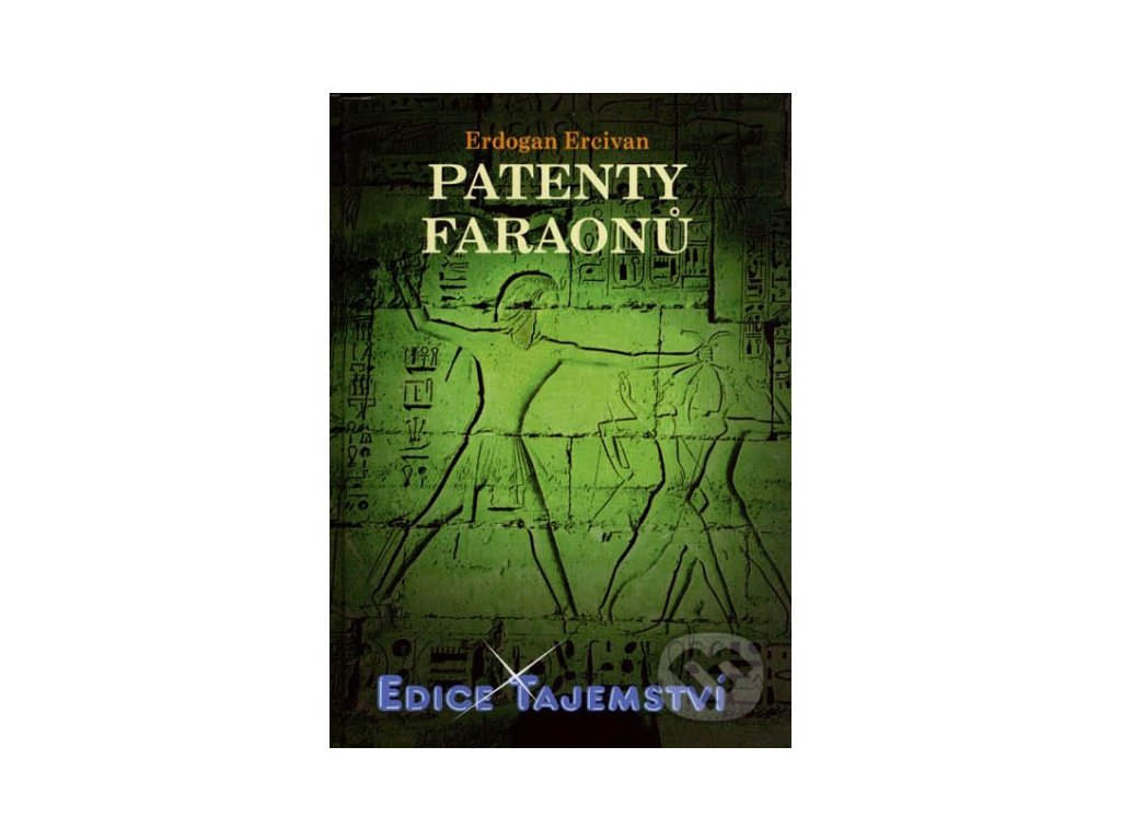 Erdogan Ercivan: Patenty faraonů