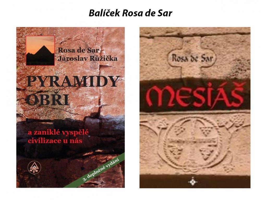 Balíček ROSA DE SAR