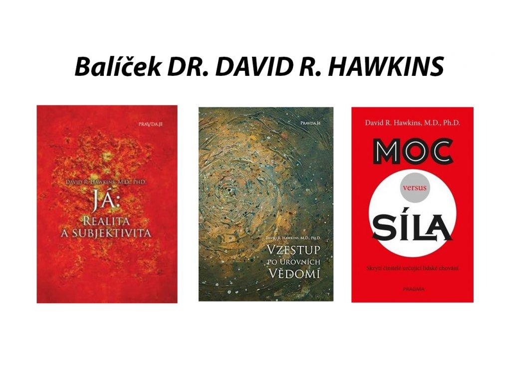 Balíček DR. DAVID R. HAWKINS