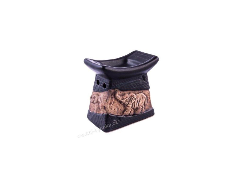 Aromalampa Basreliéf Slon
