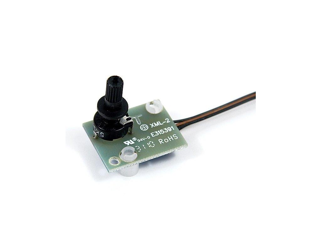 8242010 Deska s ovládáním hlasitosti